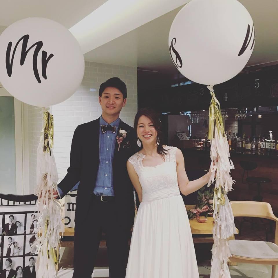 馬車道 ホテルエディット横濱 での結婚式二次会レポ 結婚式二次会