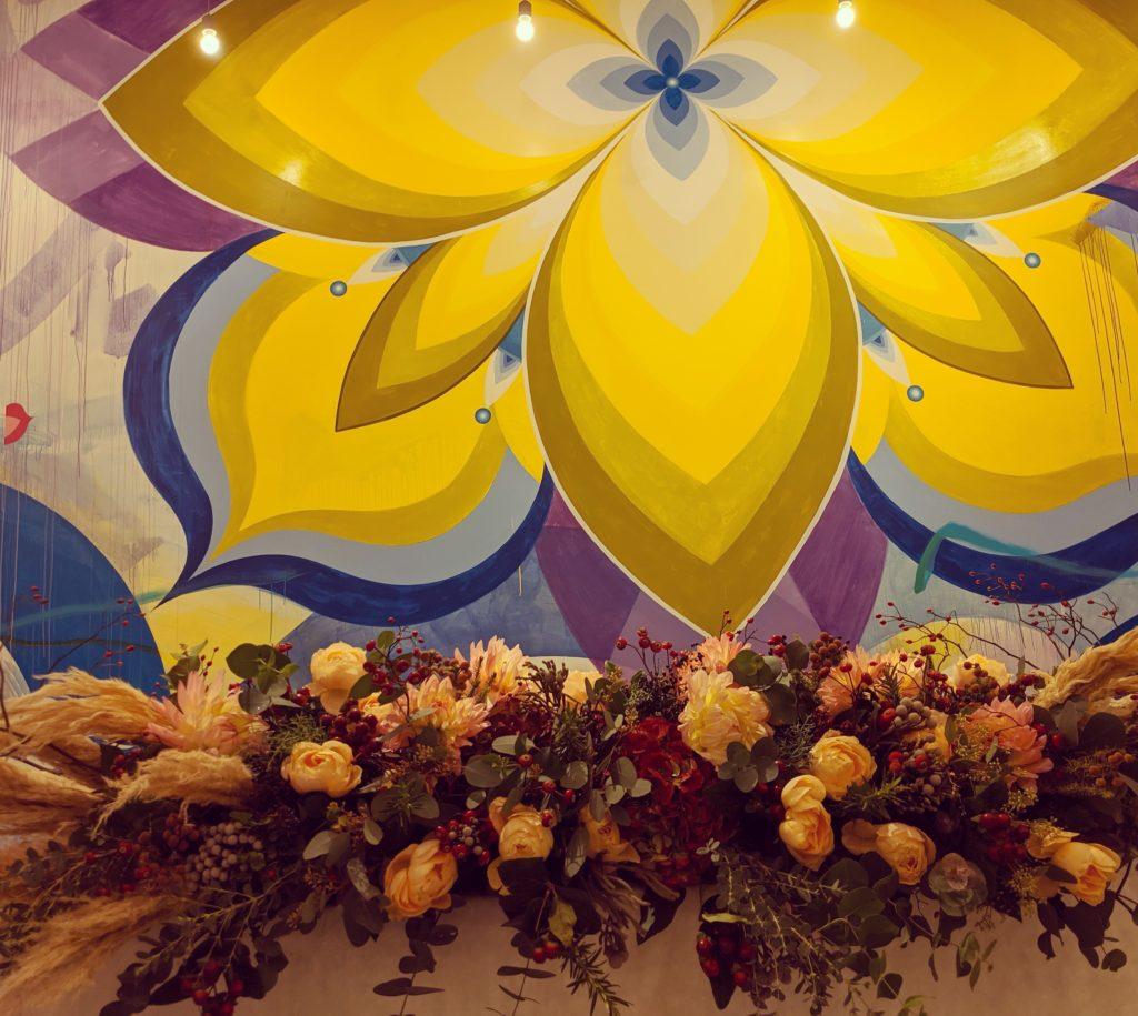 コアキッチンスペースで結婚式二次会