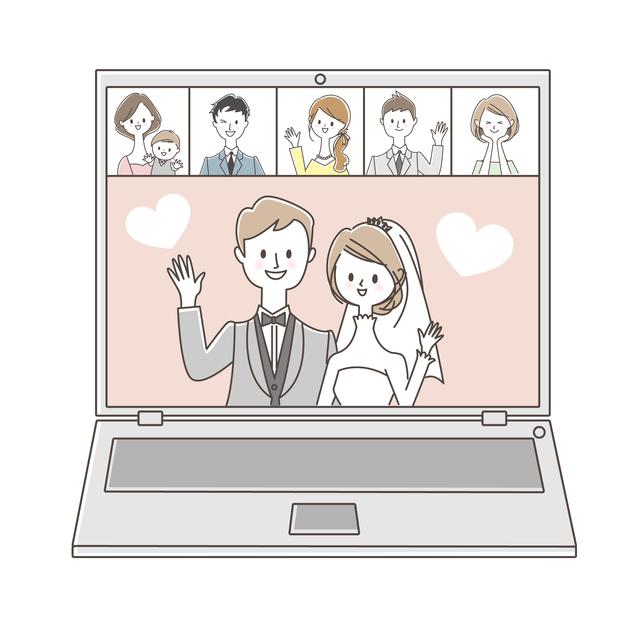 オンライン結婚式に対する新郎新婦様のご心配事