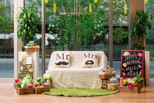 椿山荘での結婚式後の二次会