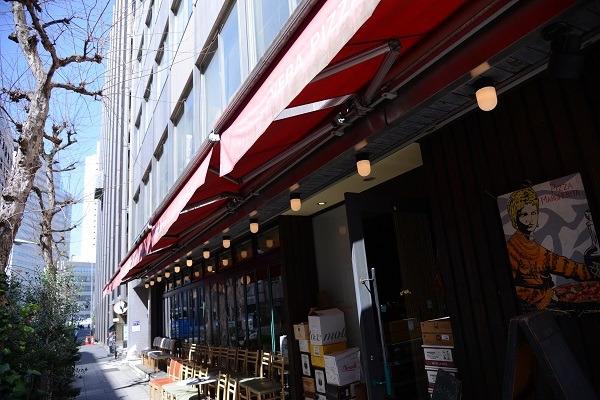 横浜馬車道の名店「ラテンダロッサ」でのWEDDING