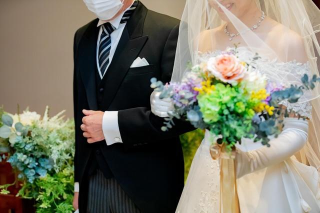 緊急事態宣言の延長と結婚式について