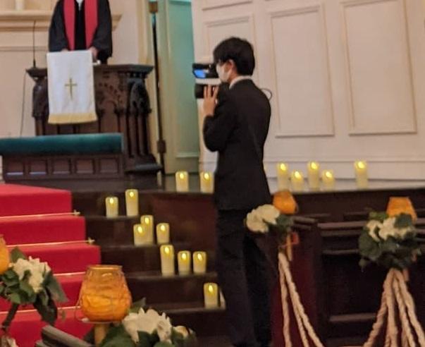 新しい形の結婚式も最高でした